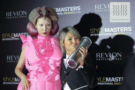 2018 -Show Del Style Masters De Revlon - 97