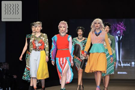 International Hairdressing Awards - Show - 71