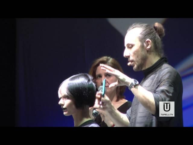 Show de Saco Hair en Cosmobelleza 2014 video [2 de 3]