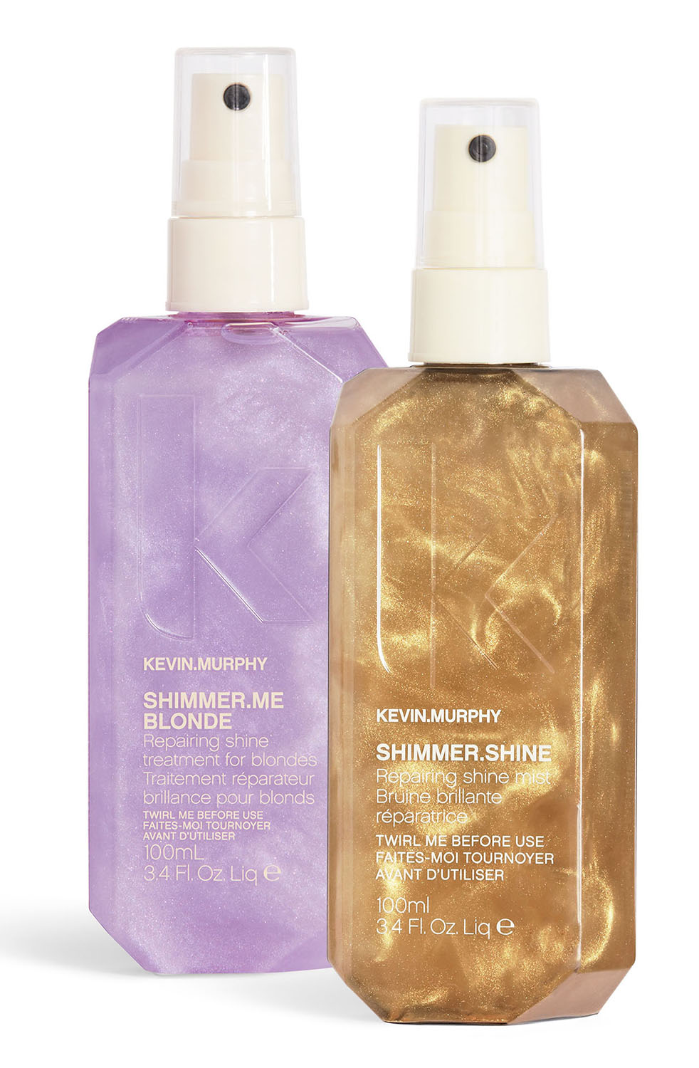 KEVIN.MURPHY SHIMMER.SISTERS
