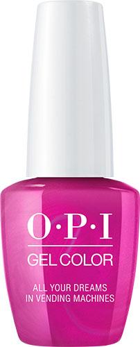 Un rosa eléctrico para dar un toque de glamour a tus uñas