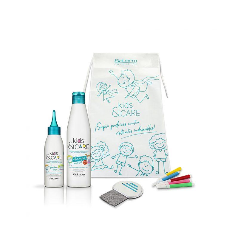 Salerm Cosmetics se lanza a la cosmética infantil con Kids&Care