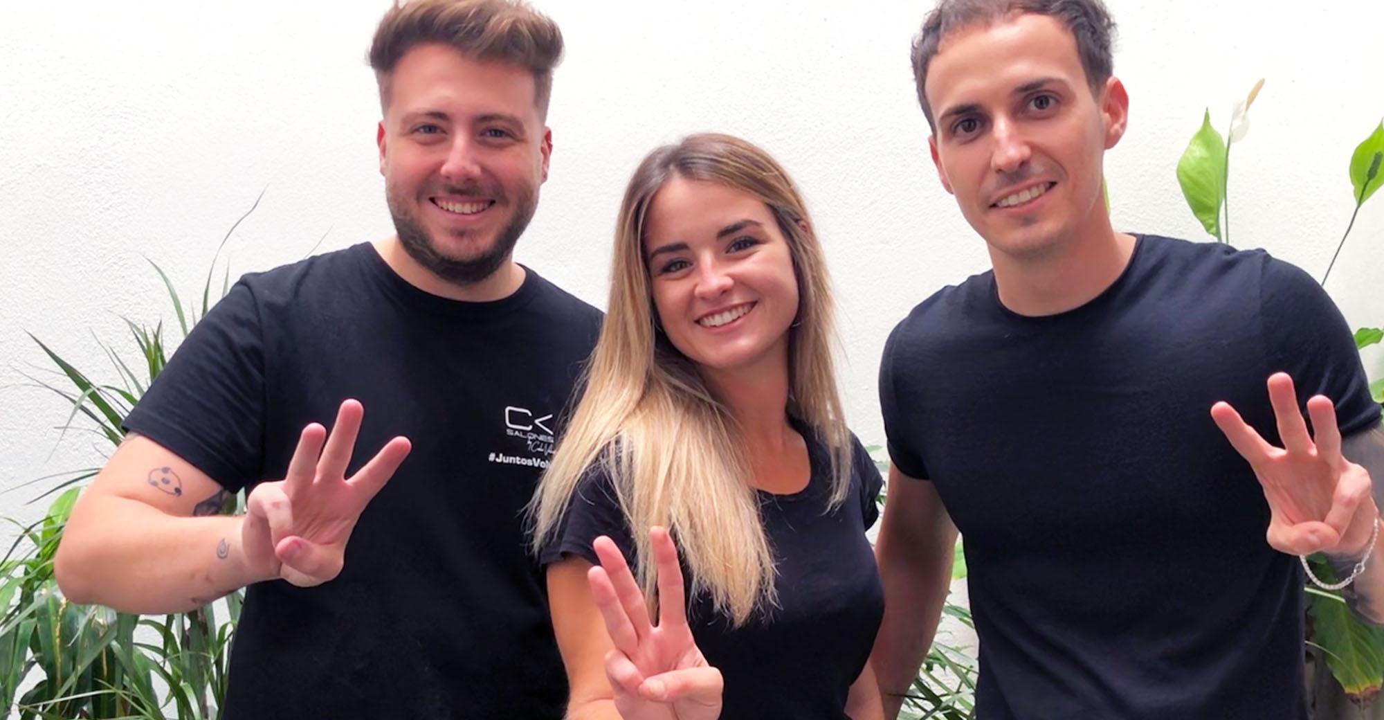 Tres finalistas Carlos Valiente en Fígaro 2020